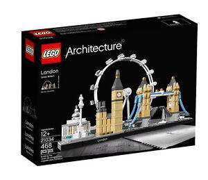 Lego 21034 Architecture London Skyline Building Set.   Nouveau et scellé