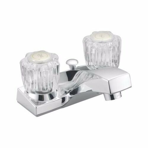 Ez-Flo 10273LF Deck Mount Lavatory Faucet Washerless Chrome