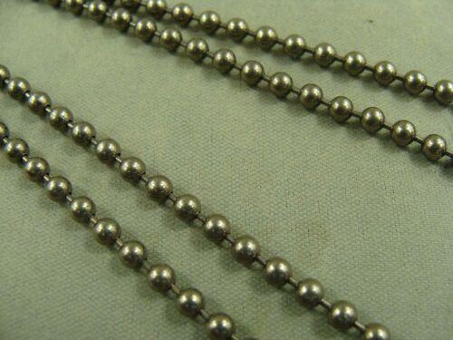 70cm PureTitanium 3mm ball chain anti-allergy Necklace with cross key pendant