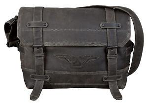 Pride-and-Soul-Messengerbag-KNUCKLE-Vintage-Tasche-Leder-schwarz-grau-47146