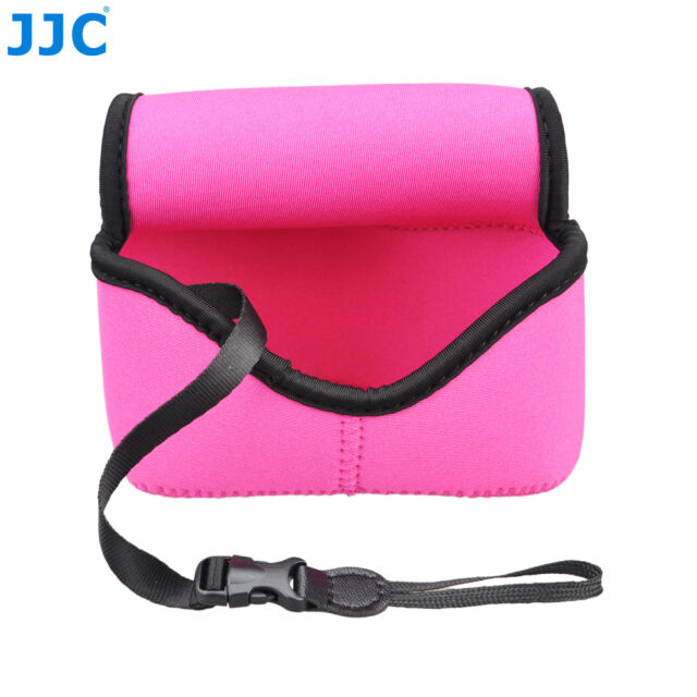 JJC Ultra Light Camera Pouch Case Bag for Sony A6300 A5100 A6000+16-50mm Lens