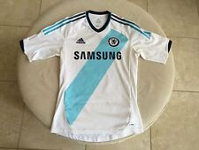 Chelsea FC Jersey 2012-13 Road White - Small