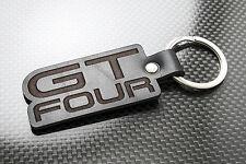 Toyota GT-FOUR Leather Keyring Porte-clés Schlüsselring ST185 ST205 GT4 CELICA