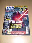TÉLÉ CÂBLE SAT N°1336 décembre 2015 Star Wars Le Reveil de la Force
