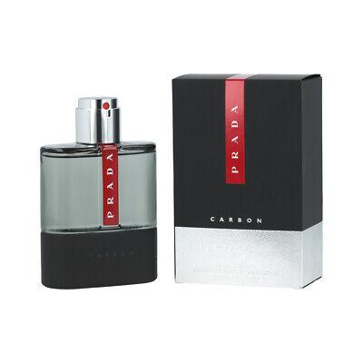 568c87e27fbfb Prada Luna Rossa Carbon Eau De Toilette EDT 100 ml (man ...