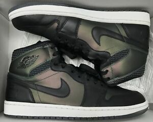 Nike Air Jordan Retro 1 SB QS Craig Stecyk Black Chameleon 653532 ... c38240758