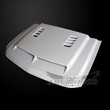 2007 08 09 10 11 12 13 Chevy Silverado 1500 Light Duty Te Style Fiberglass Hood Fits 2009 Silverado 1500
