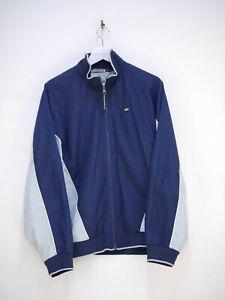Nike Trainingsjacke Sportjacke Sweatjacke Vintage Retro Blau