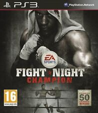Fight Night Champion PS3 Sony PlayStation 3 Brand New Factory Sealed