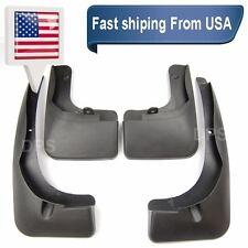 OE Front Rear 4 Pcs Fender Splash Mud Guards Flaps For 13-15 Toyota RAV4 RAV 4