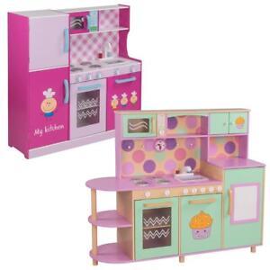 Kinderkueche-Holz-Spielkueche-Spielzeugkueche-Kueche-Holzkueche-Kinderspielkueche