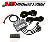 Trigger Accessory Control System 4-way Wireless Control Switch Universal - Jeep
