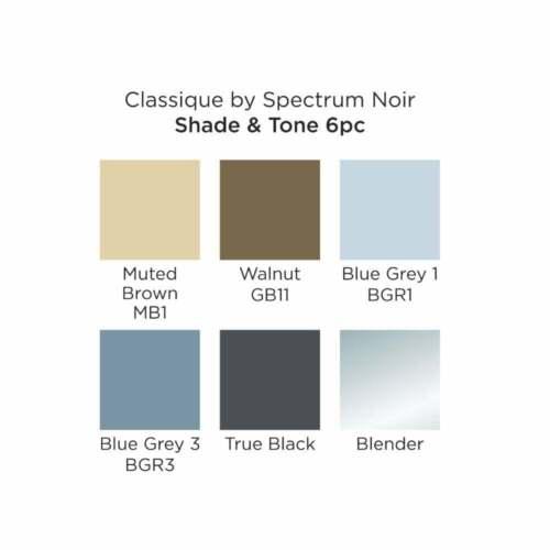 Spectrum Noir NEW CLASSIQUE Premium Quality Alcohol Blendable Japanese Nibs