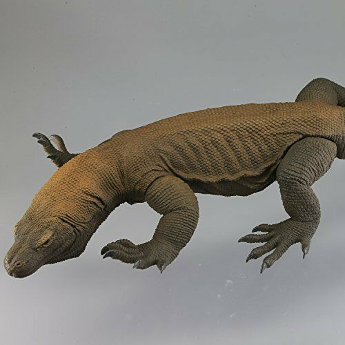 KAIYODO Sofbi Toybox 005 Komodo Dragon Soft Vinyl Figure 03089 JAPAN