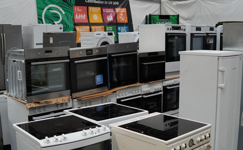 Ubrugt Bauknecht køleskab inklusiv garanti og l...
