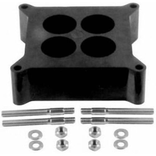 RACING POWER CO R9135-2in Phenolic Carburetor Spacer with 4-Hole Design