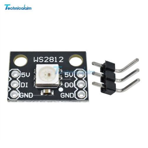 WS2812 WS2811 RGB  5050 LED Breakout For Arduino Module