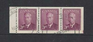 Canada-BOOKLET-PANE-286a-VF-USED-from-BK43