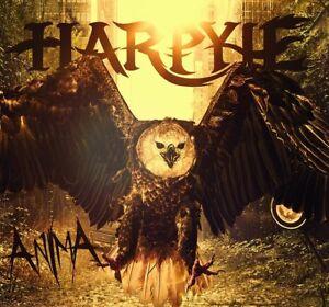 HARPYIE-ANIMA-DIGIPAK-CD-NEW