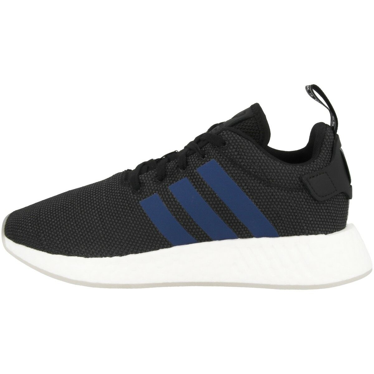 Adidas Originals NMD_R2 Damens Schuhe Damen Originals Adidas Freizeit Sneaker schwarz indigo CQ2008 6f9fa0