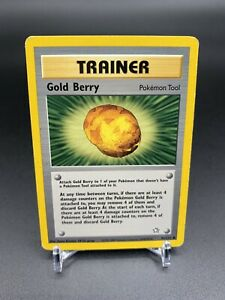 GOLD-BERRY-Neo-Genesis-Set-93-111-Pokemon-Card-Trainer