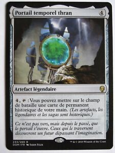Portail-temporel-thran-MTG-Magic-Francais