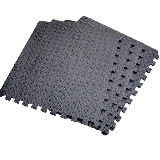 New 6 Interlocking Mat Foam Mat - Flooring Mat - Door Mat - Gym Mat - Ma