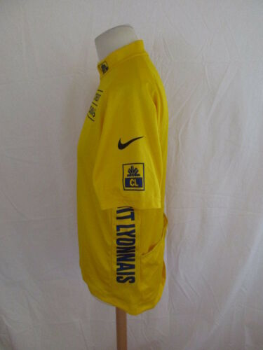 ciclismo Vintage taglia XL Maglia gialla Nike Credit Lyonnais CqwEYd