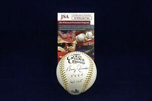 Bobby-Richardson-Signed-Autograph-OML-GOLD-GLOVE-BASEBALL-W-5x-GG-JSA-WPP