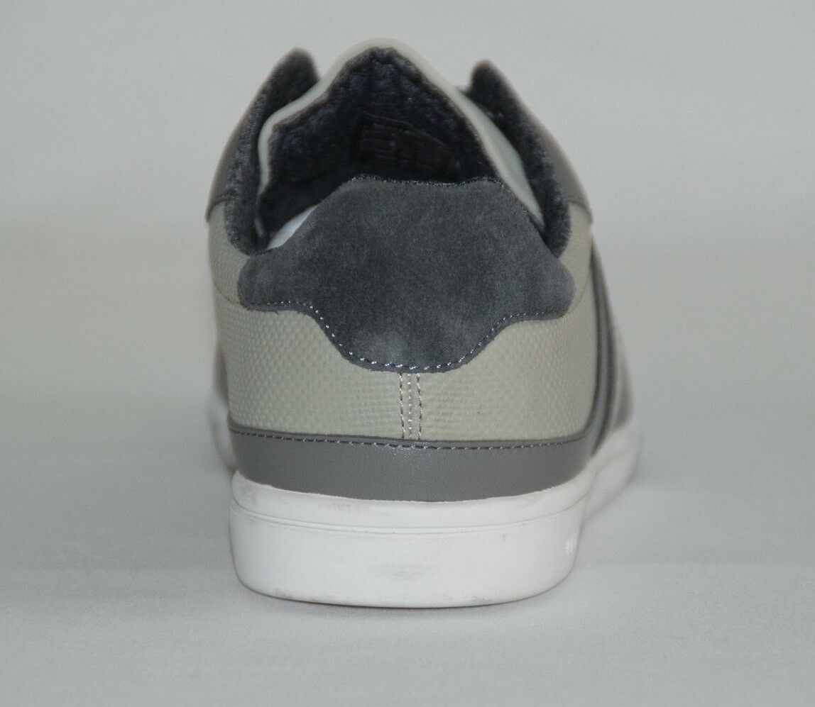Hugo CVC, Boss Green Sneaker, mod. Metro _ volume _ CVC, Hugo Taille 43//US 10, beige/kaki cccba8