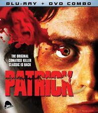 Patrick (Blu-ray/DVD, 2014, 2-Disc Set)