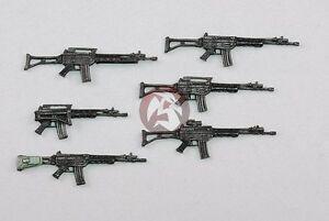 Royal-Model-1-35-Italian-Beretta-SC70-90-SCP70-90-Assault-Rifles-6-pcs-634