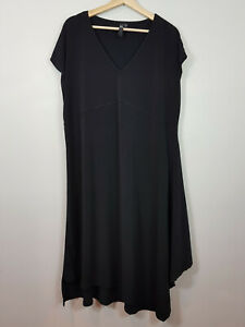 TS-TAKING-SHAPE-Womens-Black-Dress-Size-M-or-AU-18