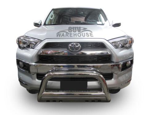 Wynntech Front Bull Bar Front Bumper Guard For 2014-2017 Toyota 4Runner Limited