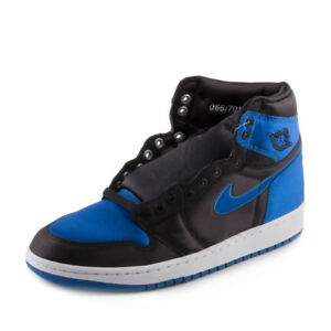 Mens Air Jordan 1 Retro High OG EP 065 701 Black Royal 921193-007 ... 80020e59f