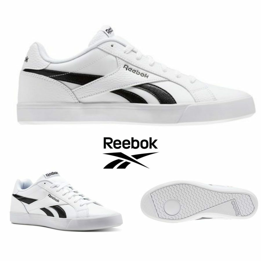 Reebok Classic Royal Comple 2 LL Shoes  White CM9627 SZ 4-12.5