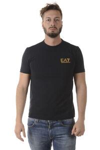 Shirt Ea7 1578 Bleu Emporio 6ypt86pj20z Sweat Homme Armani Coton T qaHgnw7xS1