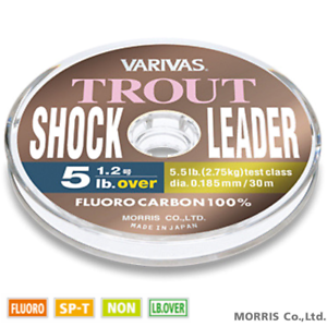Yo-Zuri Topknot Fluorocarbon Leader Main Line 6-200lb 30/&200yd Salt//Fresh Water