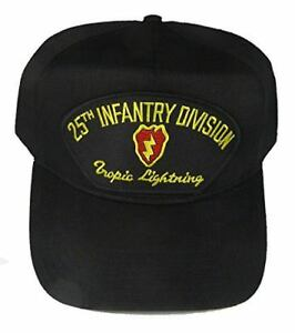 US-ARMY-25TH-INFANTRY-DIVISION-ID-TROPIC-LIGHTNING-HAT-CAP-VETERAN-STRYKER
