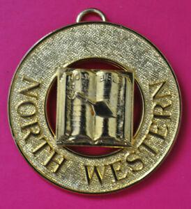North Western Royal & Select Masters Past District Grand Chaplain masonic jewel