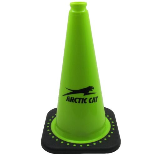 Construction Road Safety Traffic Parking Arctic Cat 18-inch Lime Green Cone