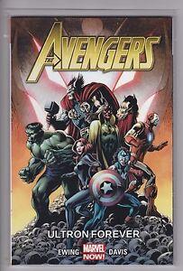 1st Print Ewing Thomas Avengers Ultron Forever  TPB Marvel Now Comics 2015