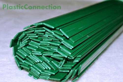 plate forme Vert 8 mm ABS Plastic Welding Rods 20pcs