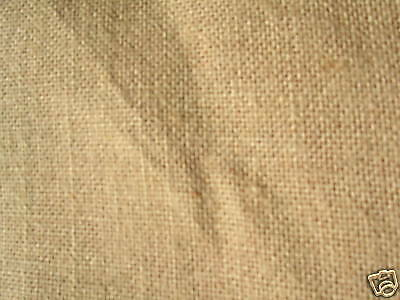 Toile Aïda 7 Point 18CT Broderie Point de croix Couleur Blanc et Beige 100x80cm