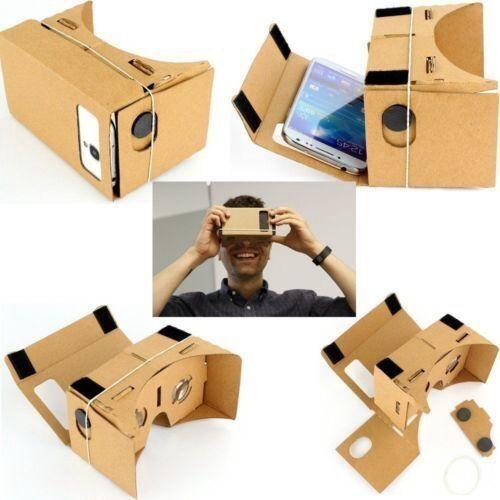 Google cardboard instructions pdf