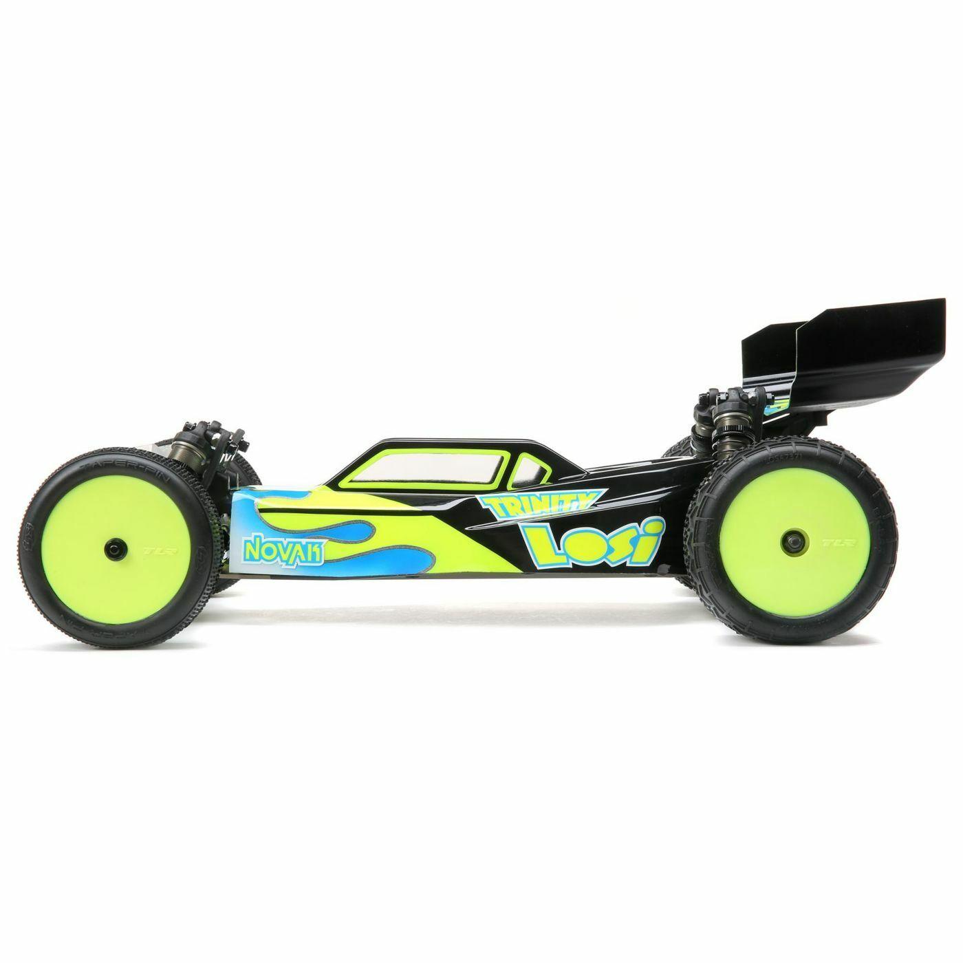 Squadra Losi Racing 1  10 22 5.0 2 rueda Drive DC ELITE Race Kit Dirt Clay TLR03022  Sconto del 40%