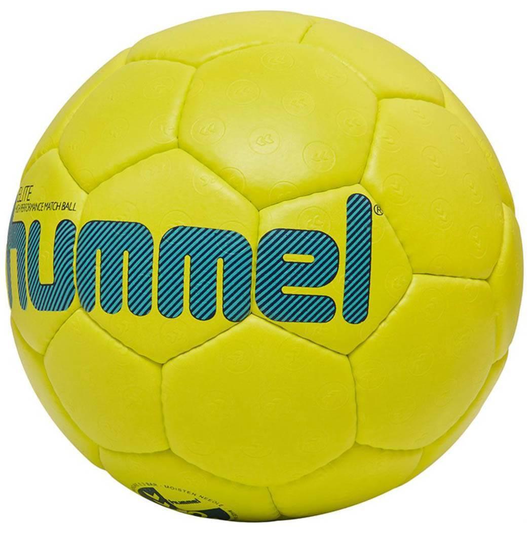 Hummel HML ELITE GRIP GRIP GRIP Handball Größe 2 gelb-grau NEU 108156 bf8259