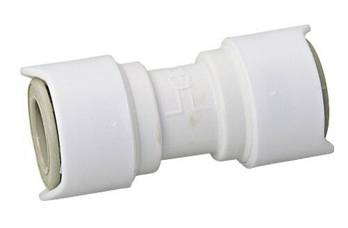 WHALE 15mm Pipework Pipe System Muff Fitting X2 pcs