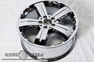 2007 2008 mercedes benz gl class oem chrome finish wheel for Mercedes benz gl450 chrome accessories