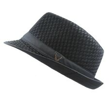 99965f740ead40 item 3 Light Weight Classic Soft Cool Summer Mesh Fedora hat - Light Weight  Classic Soft Cool Summer Mesh Fedora hat